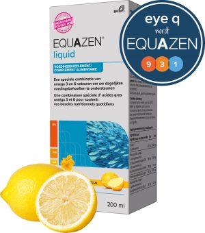 Equazen liquid - omega 3- en 6-vetzuren EPA, DHA, GLA - Eye Q wordt Equazen
