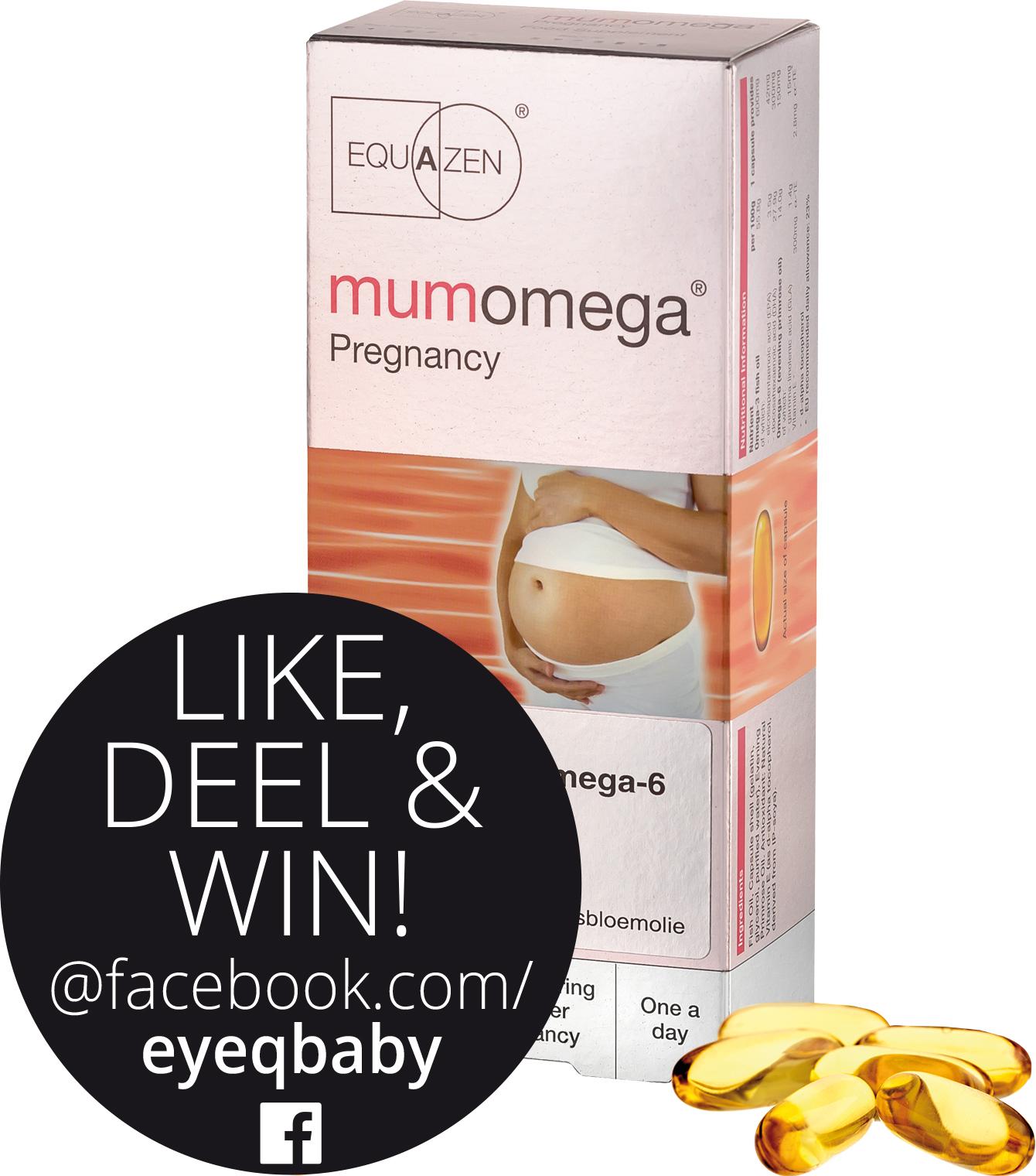 MumOmega - Like, deel & win op facebook.com/eyeqbaby
