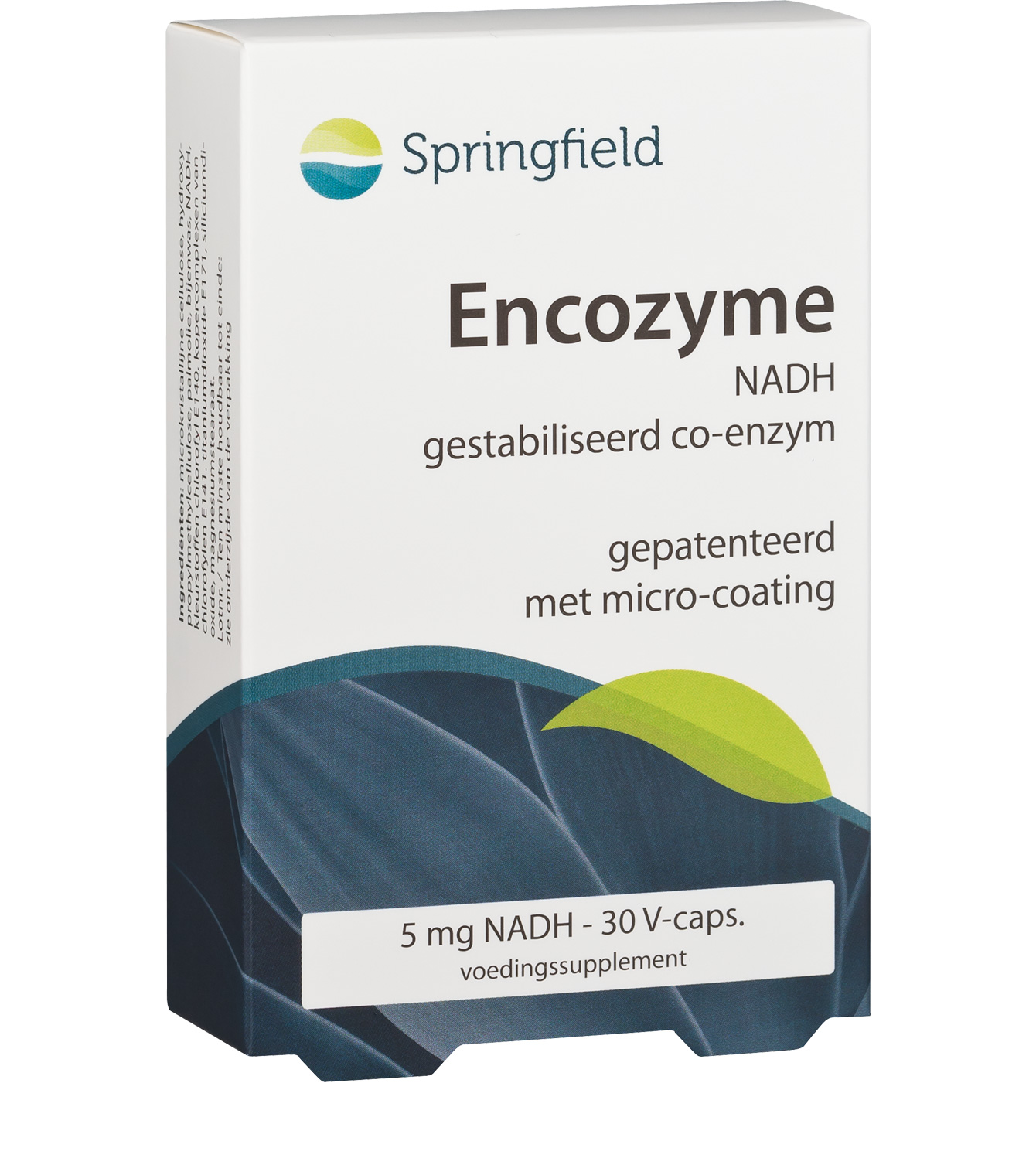 Encozyme NADH direct actieve vorm van vitamine B3