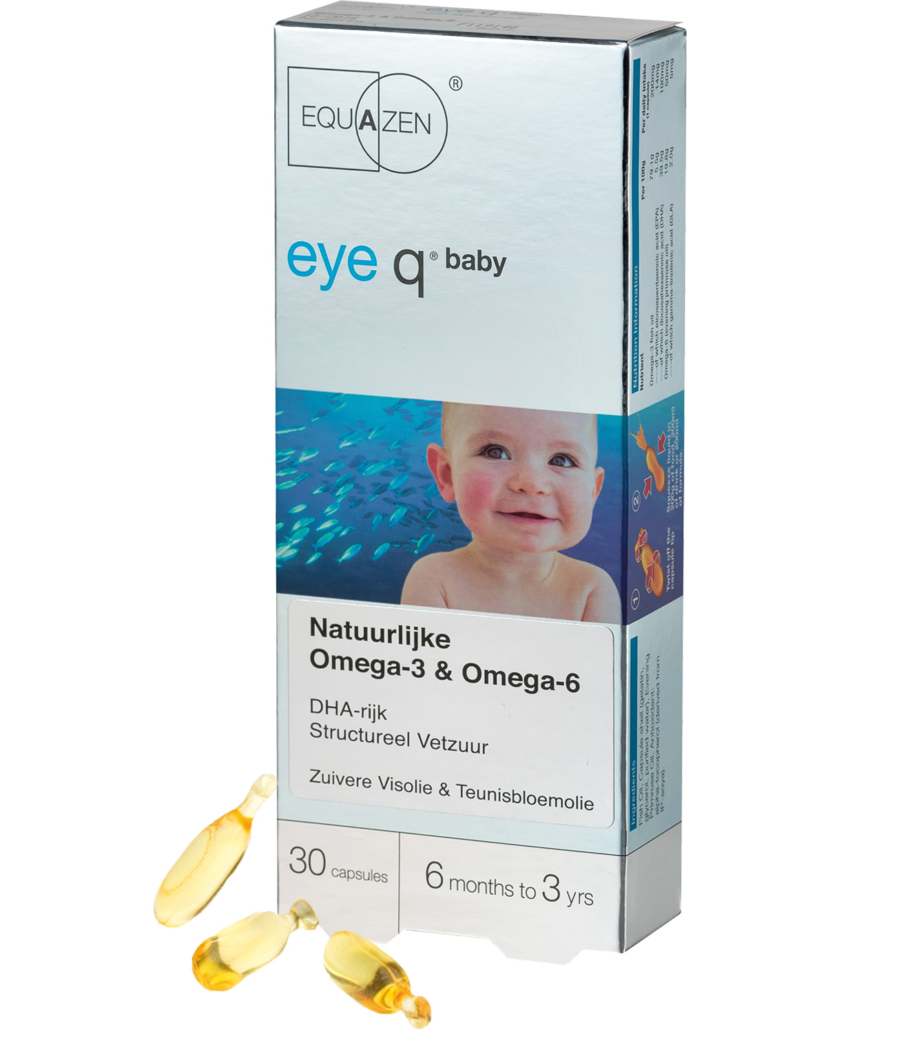 Eye Q Baby DHA-rijke visolie