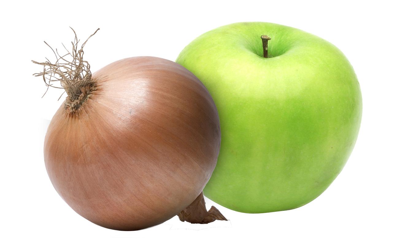 Quercetine uit appels en uien
