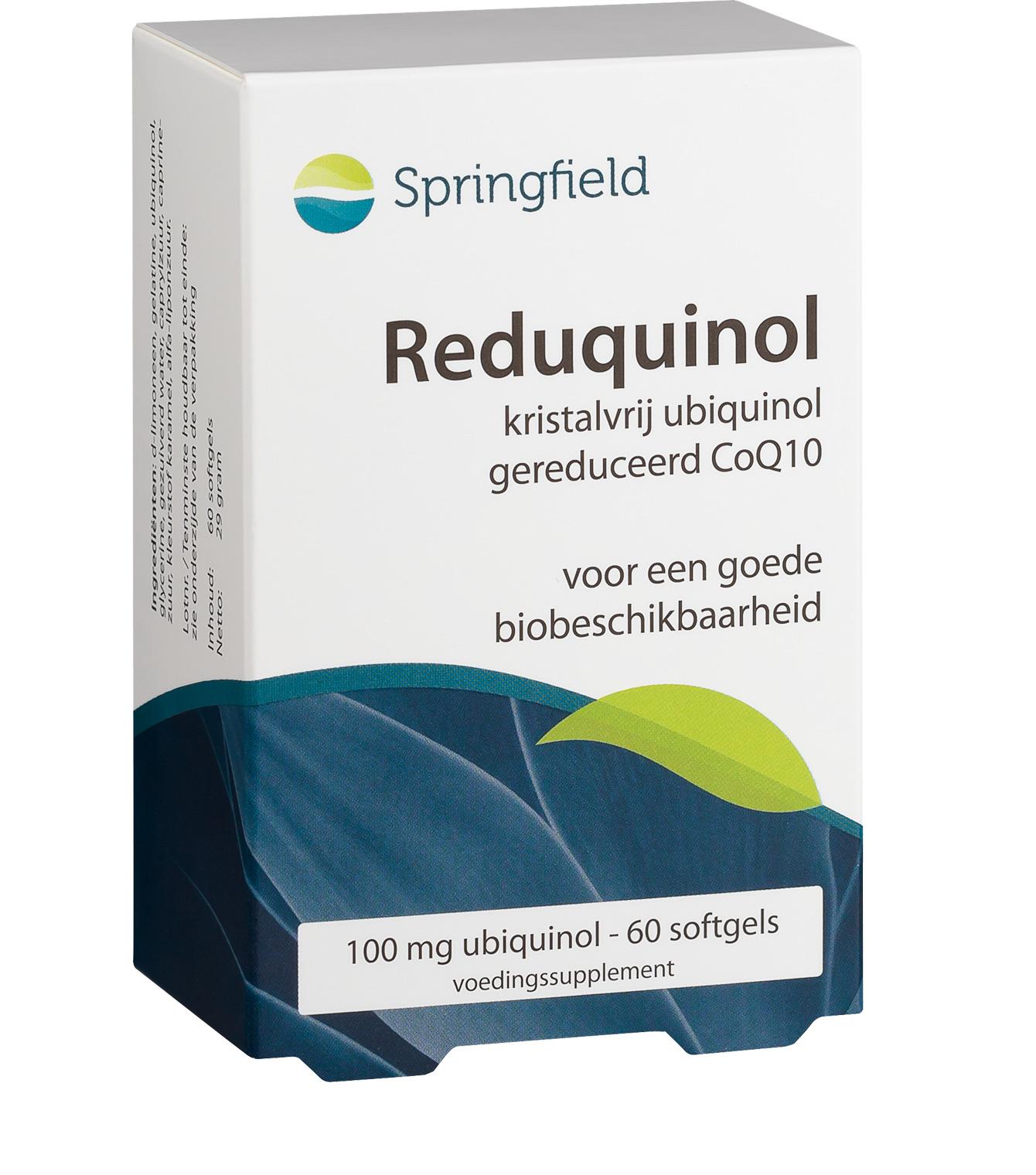 Reduquinol kristalvrij co-enzyme Q10