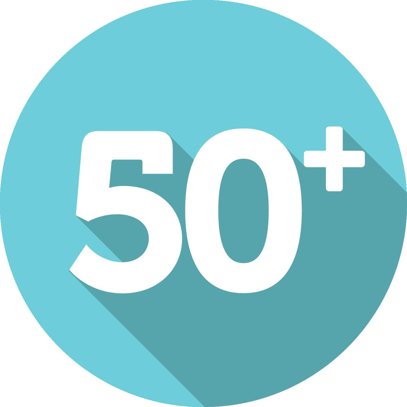 50+ toepassingen senioren