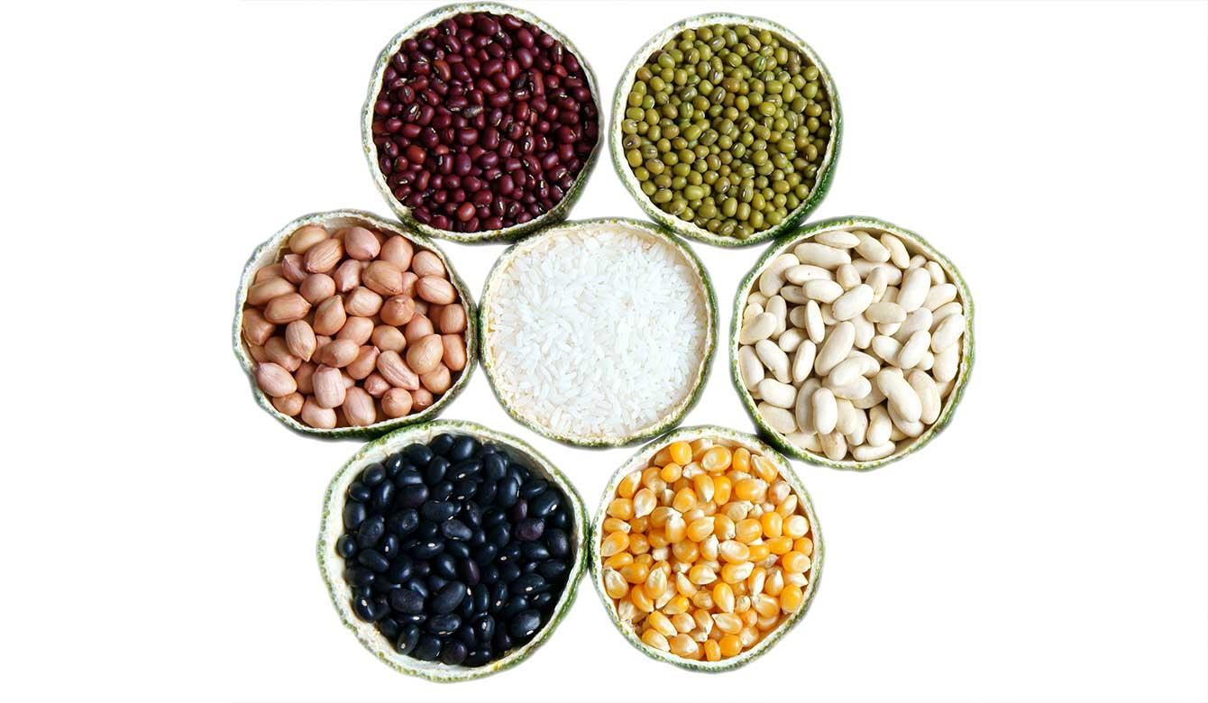 Rijk aan Vitamine B - diverse zaden