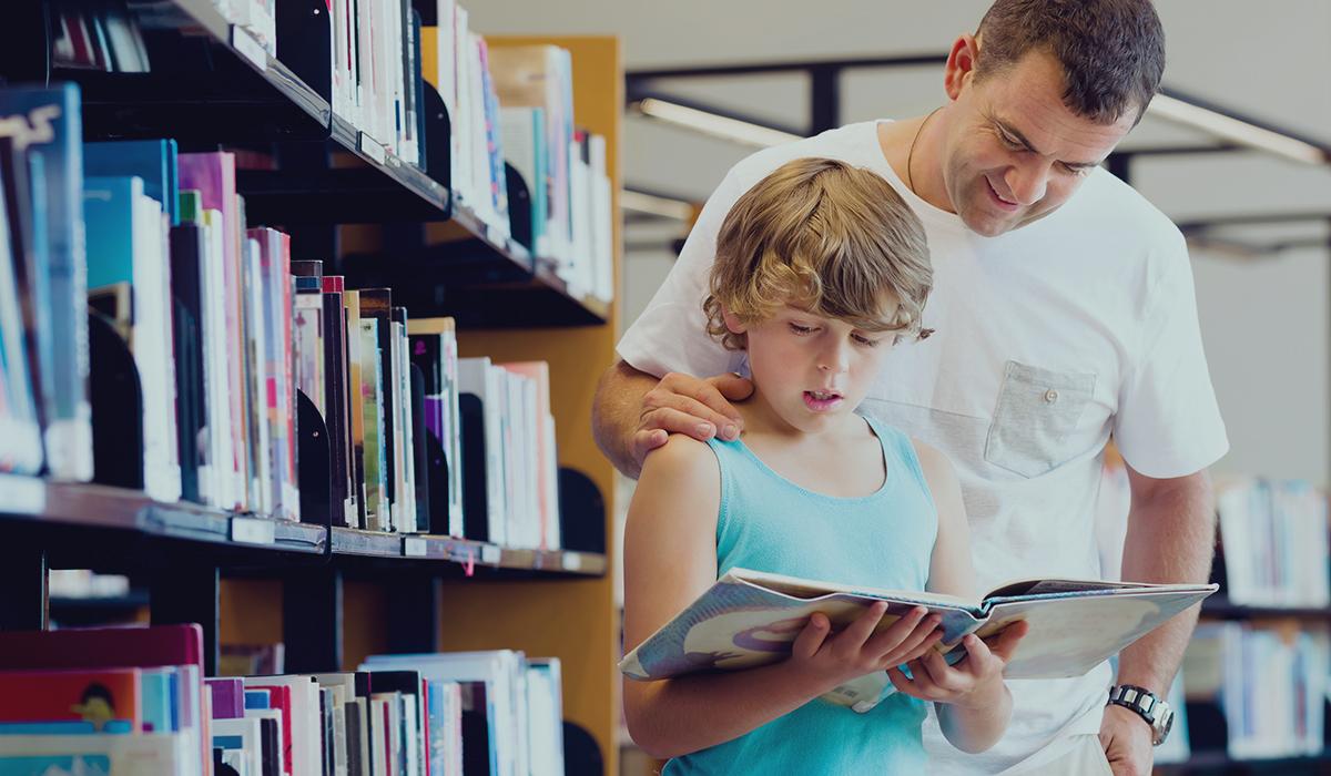 Leesvaardigheid kinderen - hulp van ouders