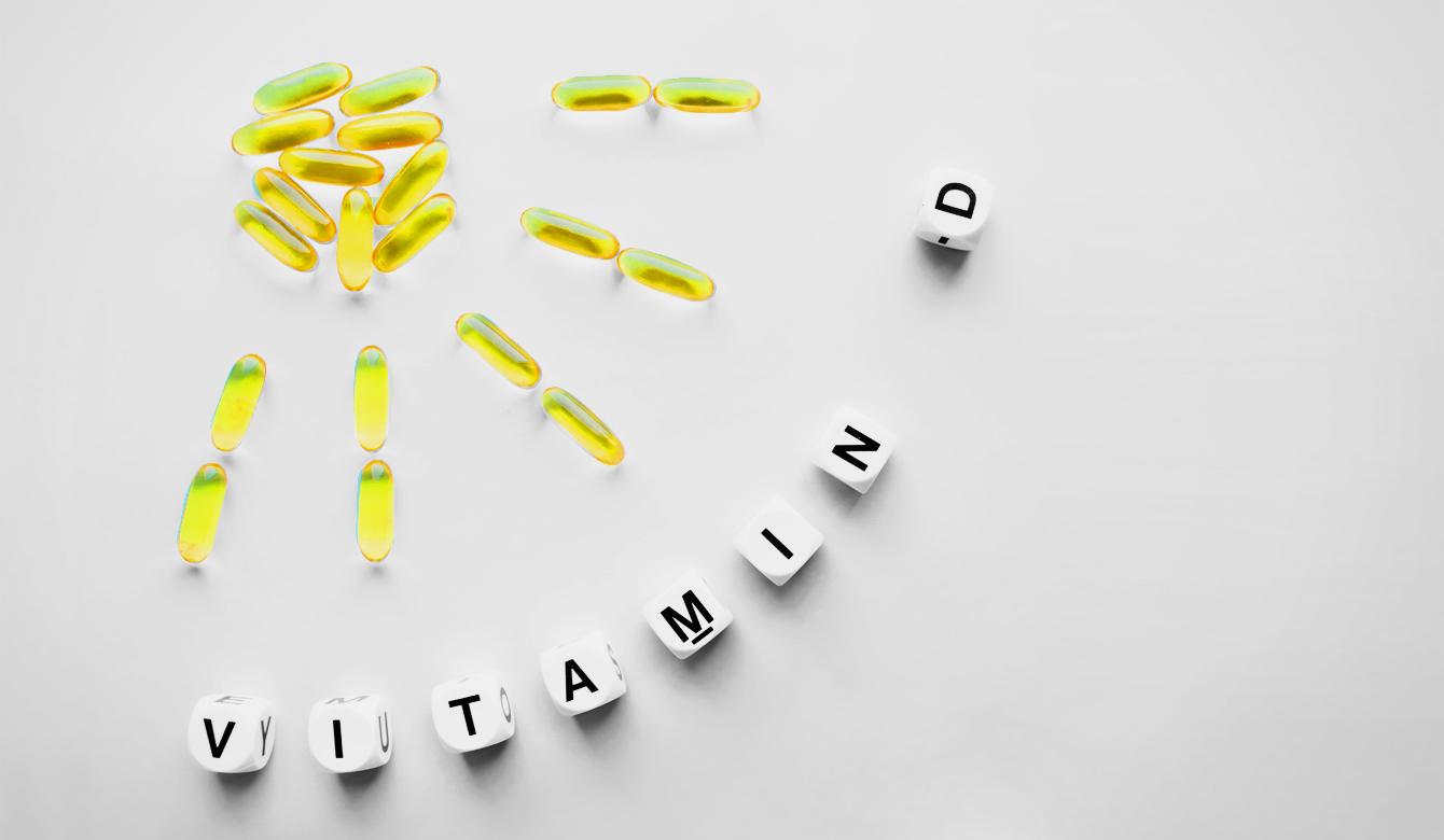 Vitamine D - ingrediënt