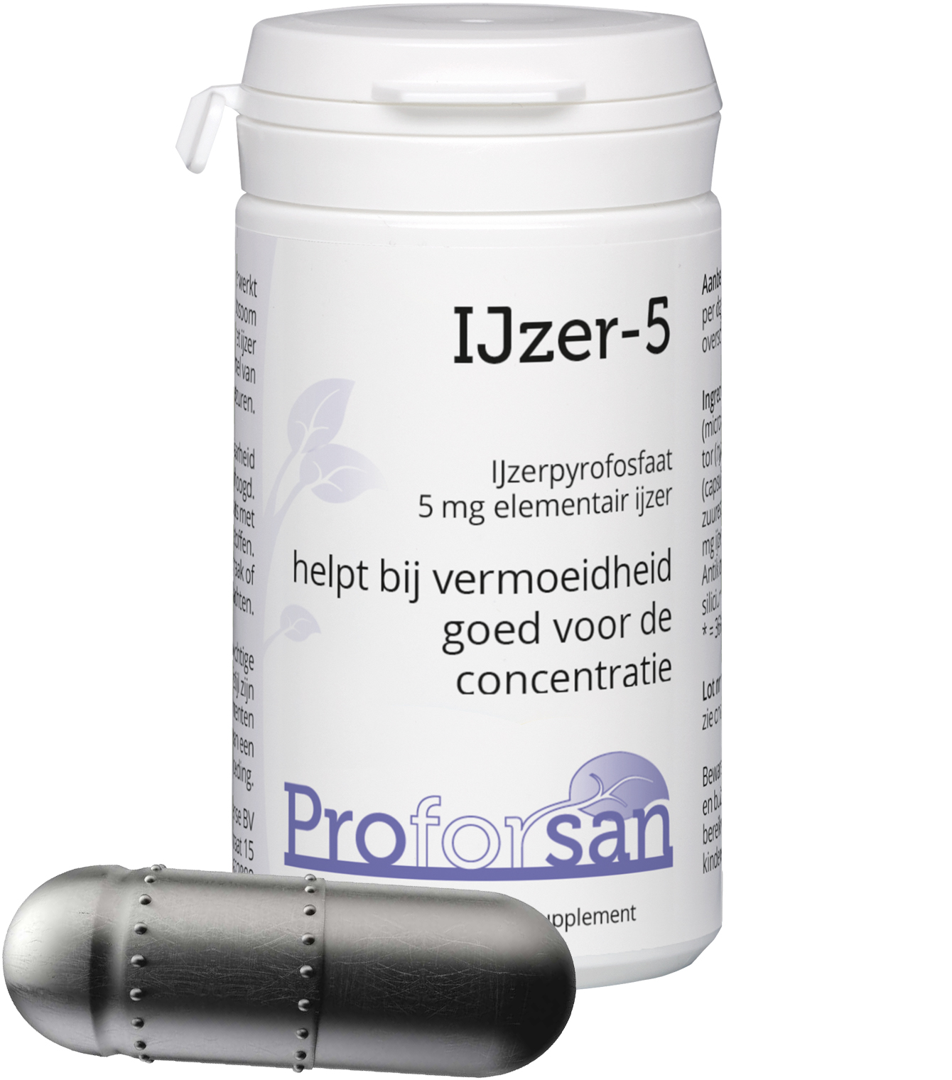 Proforsan IJzer-5 - 90 V-capsules