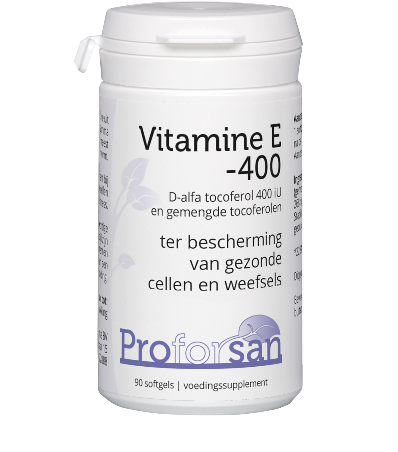 Proforsan Vitamine E-400 - 90 softgels