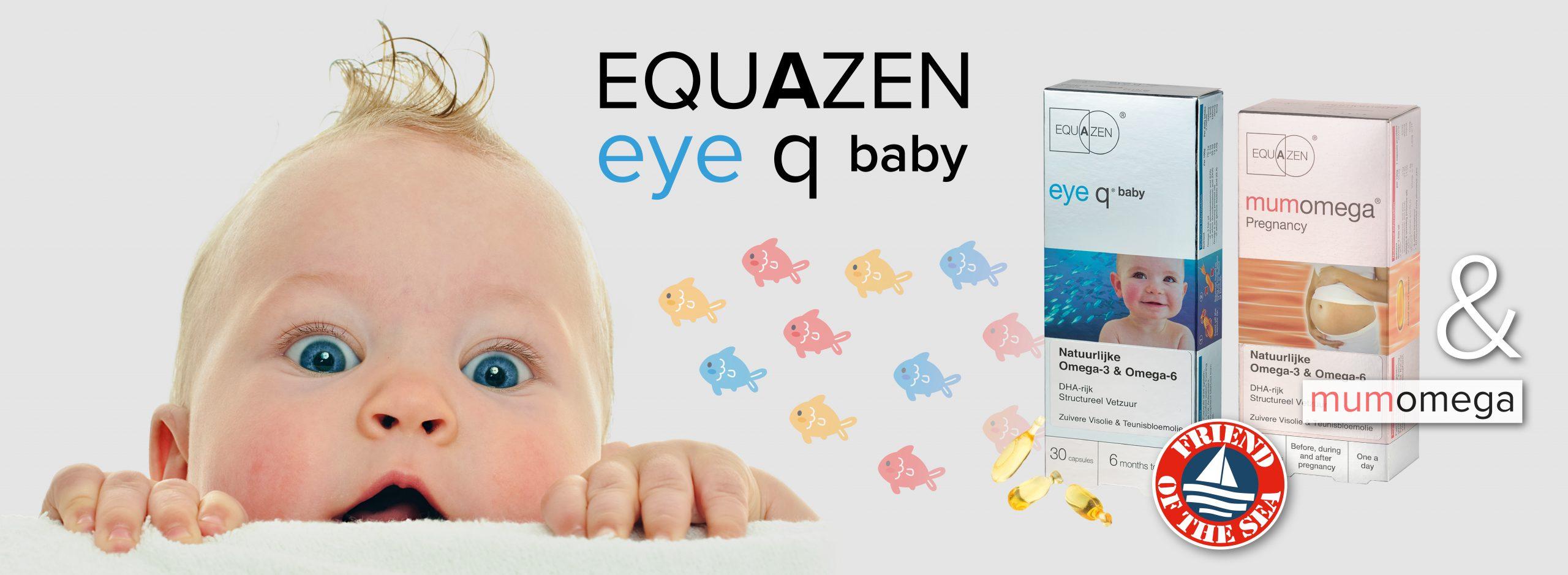 Equazen eye q baby + mumomega