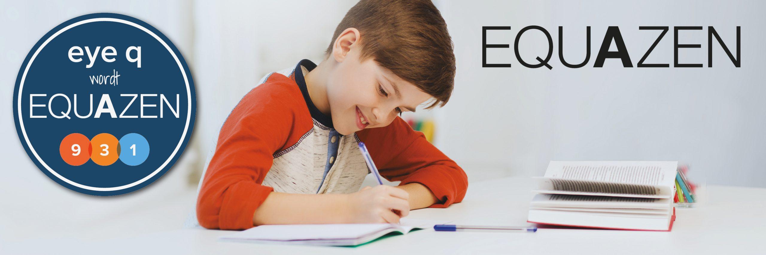 Eye Q wordt Equazen - de slimme formule met omega 3- en 6-vetzuren uit visolie en teunisbloemolie